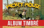 Rayon : Albums (Aventure-Action), Série : Mickey Mouse : Café Zombo, Mickey Mouse : Café Zombo (Album Timbré)