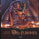 Rayon : Albums (Art-illustration), Série : Or et Flammes T1, Or et Flammes