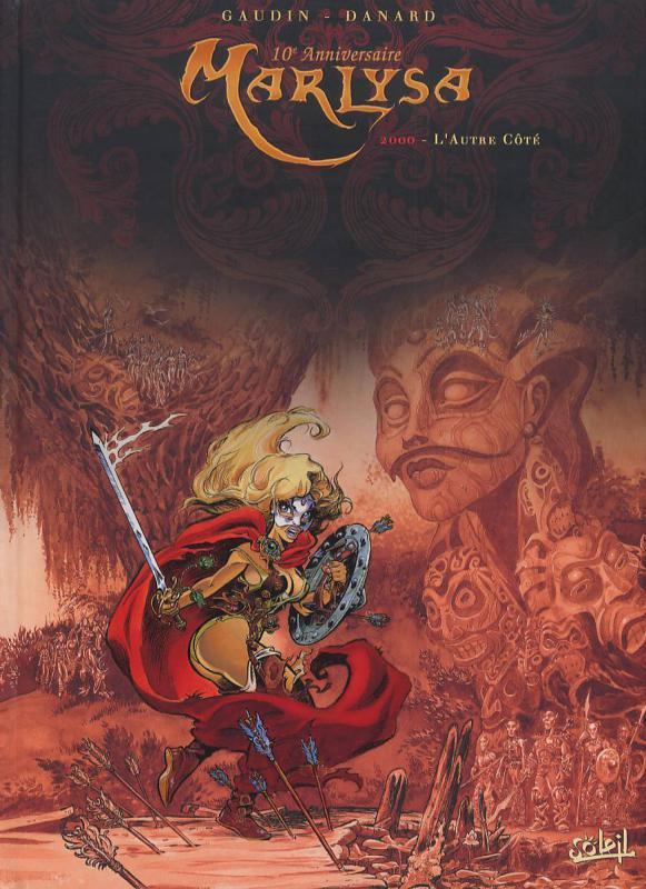 L Autre Cote Edition Speciale 10 Ans Jean Pierre Danard Jean Charles Gaudin Heroic Fantasy Magie Bdnet Com