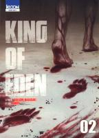 Rayon : Manga (Seinen), Série : King of Eden T2, King of Eden
