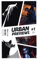 Rayon : Comics (Super Héros), Série : Urban Previews T1, Urban Previews #1 : Janvier-Mars 2016