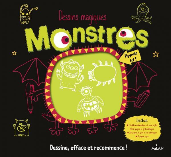 Monstres art dessin peinture bdnet com - Dessins monstres ...