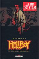 Rayon : Comics (Fantastique), Série : Hellboy T1, Les Germes de la Destruction