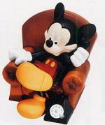 Rayon : Objets, Série : Mickey, Mickey Fauteuil