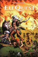 Rayon : Albums (Heroic Fantasy-Magie), Série : ElfQuest : La Quête Originelle T1, ElfQuest : La Quête Originelle