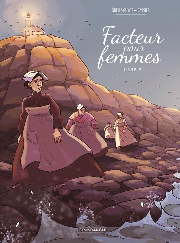 Facteur pour femmes. Livre 2