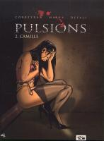 Rayon : Albums (Policier-Thriller), Série : Pulsions T2, Camille