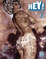Rayon : Magazines BD (Art-illustration), Série : Hey ! : Modern Art & Pop Culture T8, Hey !
