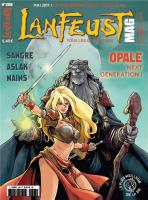 Rayon : Magazines BD (Heroic Fantasy-Magie), Série : Lanfeust Mag T208, Lanfeust Mag : Mai 2017