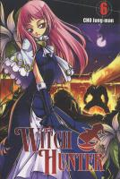 Rayon : Manga (Shonen), Série : Witch Hunter T6, Witch Hunter