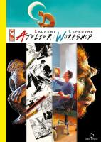 Rayon : Albums (Art-illustration), Série : Atelier / Workshop, Atelier / Workshop