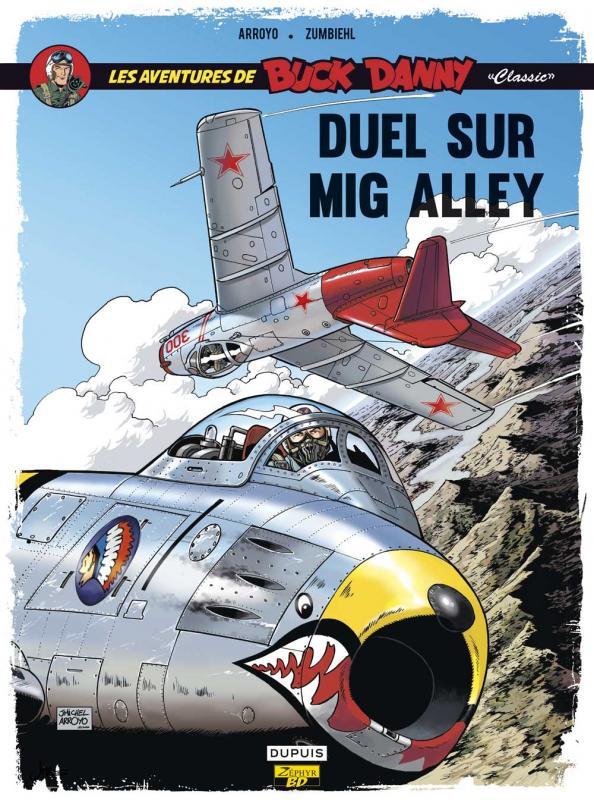 Buck Danny - Classic 02 - Duel sur Mig Alley