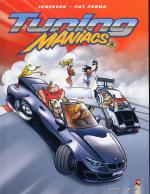 Rayon : Albums (Humour), Série : Tuning Maniacs T3, Tuning Maniacs