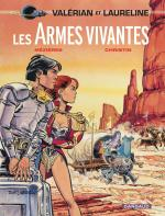 Rayon : Albums (Science-fiction), Série : Valérian T14, Les Armes Vivantes