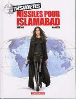 Rayon : Albums (Policier-Thriller), Série : Insiders T3, Missiles pour Islamabad