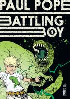 Rayon : Comics (Fantastique), Série : Battling Boy T1, Battling Boy