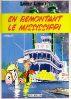 Rayon : Albums (Western), Série : Lucky Luke T16, En Remontant le Mississipi