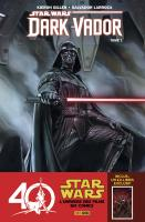 Rayon : Comics (Science-fiction), Série : Star Wars : Dark Vador (Série 2) T1, Vador (+ Ex-Libris)