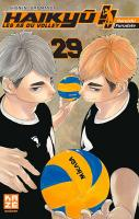 Rayon : Manga (Shonen), Série : Haikyu !! : Les As du Volley T29, Haikyu !! : Les As du Volley