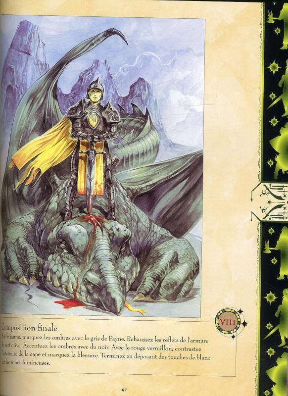 Le Grand Livre Du Dessin Fantasy Follenn Art