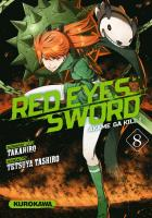 Rayon : Manga (Seinen), Série : Red Eyes Sword : Akame Ga Kill ! T8, Red Eyes Sword : Akame Ga Kill !