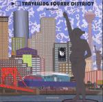 Rayon : Albums (Art-illustration), Série : Travelling Square District, Travelling Square District