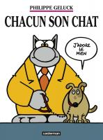 Rayon : Albums (Humour), Série : Le Chat T21, Chacun son Chat