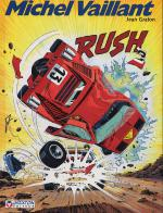 Rayon : Albums (Aventure-Action), Série : Michel Vaillant T22, Rush (reedition)
