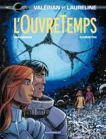 Rayon : Albums (Science-fiction), S�rie : Valerian T21, L'Ouvre Temps (Album Timbr�)