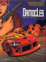 Rayon : Albums (Policier-Thriller), Série : Damoclès, Etui Damocles Tomes 3-4