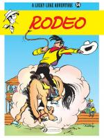 Rayon : Albums (Western), Série : Lucky Luke (Anglais) T54, Rodeo