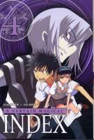 Rayon : Manga (Shojo), S�rie : A Certain Magical Index T4, A Certain Magical Index
