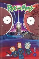 Rayon : Comics (Aventure-Action), Série : Rick and Morty T2, Rick and Morty