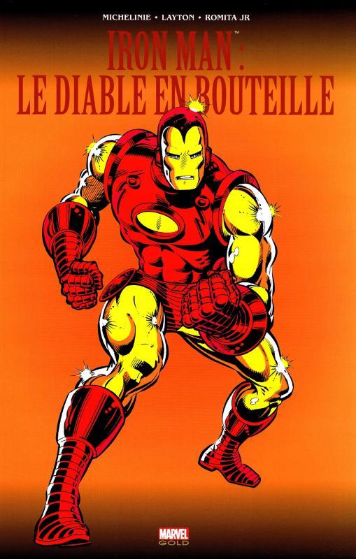 Iron Man La Diable en Bouteille Nouvelle Edition