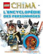Rayon : Albums (Art-illustration), Série : Lego : Legends of Chima, L'Encyclopedie des Personnages