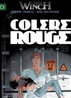 Rayon : Albums (Policier-Thriller), Série : Largo Winch T18, Colère Rouge