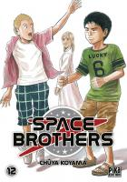 Rayon : Manga (Seinen), Série : Space Brothers T12, Space Brothers