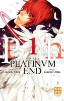 Rayon : Manga (Shonen), Série : Platinum End T1, Platinum End