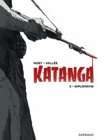 Rayon : Albums (Aventure-Action), Série : Katanga T2, Diplomatie (Édition N&B Exclusive Canal BD)