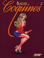 Rayon : Albums (Humour), Série : Blagues Coquines T2, Blagues Coquines