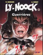 Rayon : Albums (Aventure-Action), Série : Ly-Noock T2, Guerrieres