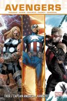 Rayon : Comics (Super H�ros), S�rie : Ultimate Avengers T4, Thor / Captain America / Hawkeye