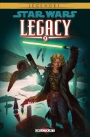 Rayon : Comics (Science-fiction), Série : Star Wars : Legacy T9, Le Destin de Cade (Nouvelle Édition)