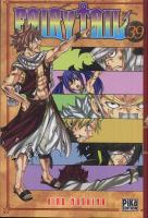 Rayon : Manga (Shonen), S�rie : Fairy Tail T39, Fairy Tail