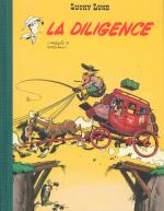 Rayon : Albums (Western), Série : Lucky Luke T32, La Diligence (Edition Collector)