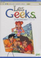 Rayon : Albums (Humour), Série : Les Geeks, Pack Tomes 1-2