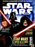 Rayon : Magazines BD (Science-fiction), Série : Star Wars : Insider T2, Star Wars : Insider (Couverture 1/2)