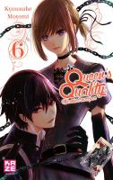 Rayon : Manga (Shojo), Série : Queen's Quality : The Mind Sweeper T6, Queen's Quality : The Mind Sweeper