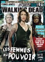 Rayon : Magazines BD (Fantastique), Série : Walking Dead : Le Magazine Officiel T11, Walking Dead : Le Magazine Officiel (Couverture B)