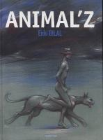 Rayon : Albums (Art-illustration), Série : Animal'z T1, Animal'z